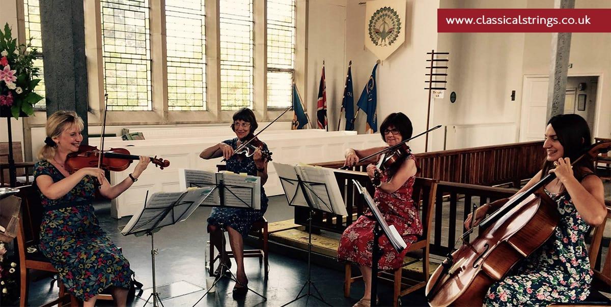 String Quartet Cornwall Weddings