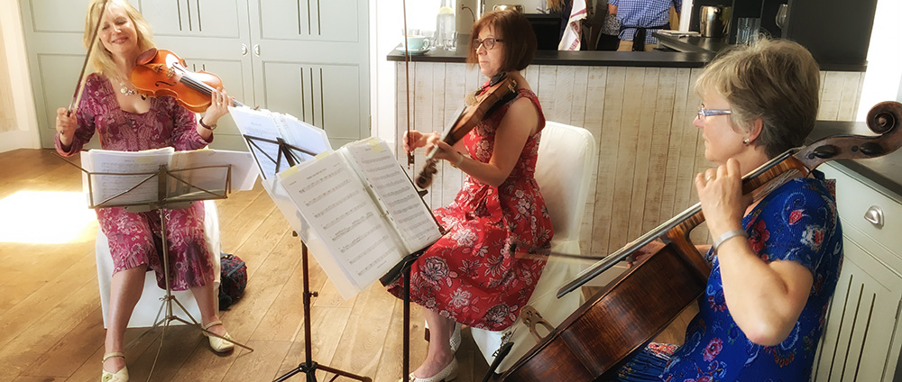 Choosing music for your wedding
