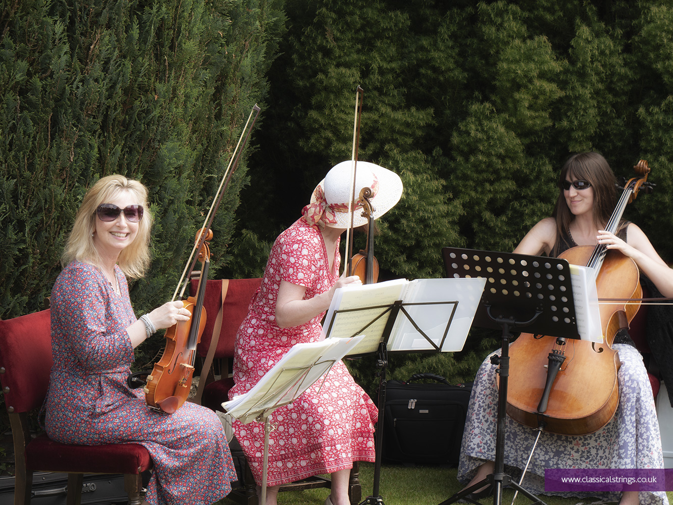 String Trio Cornwall