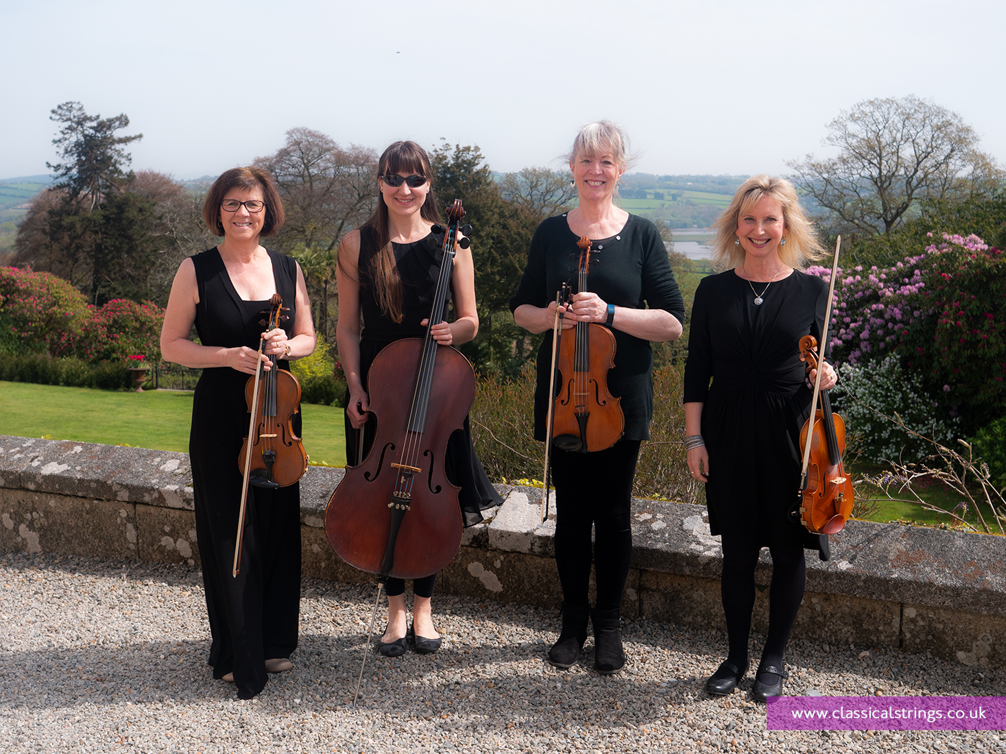 String Quartet Cornwall