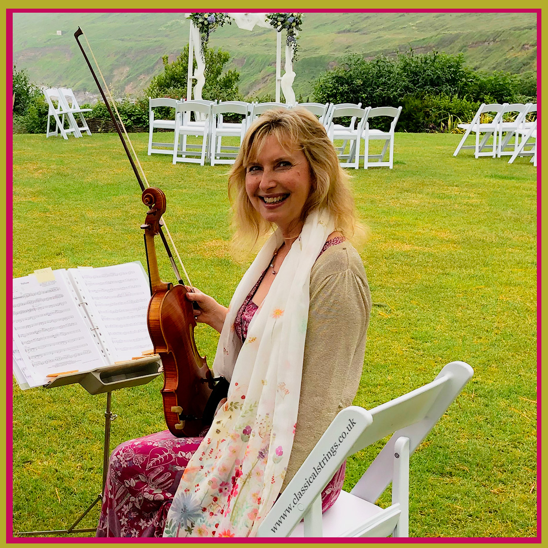 Choosing a Wedding Violinist Cornwall